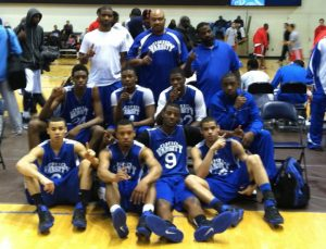 2011 10Th grade OV White King James Champs